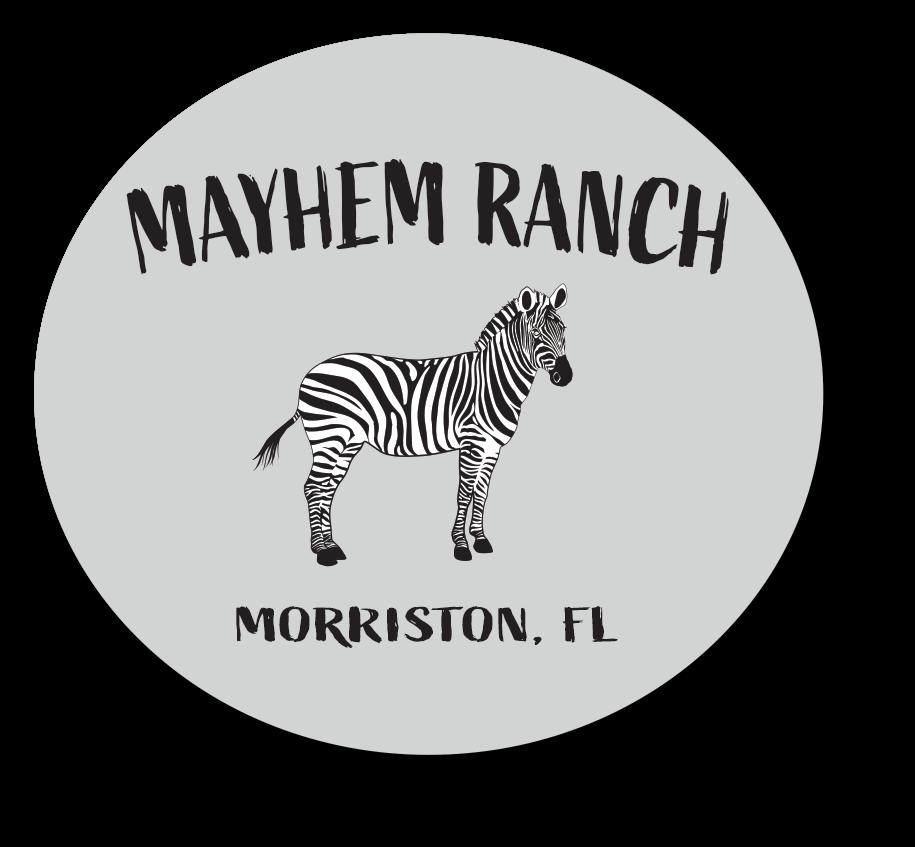 Mr Logo - Mayhem Ranch