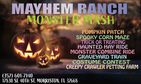 Monster Mash - Mayhem Ranch